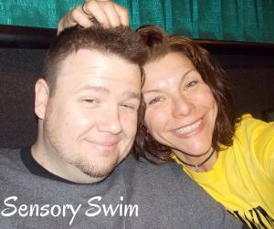 Sensory Swim Autism